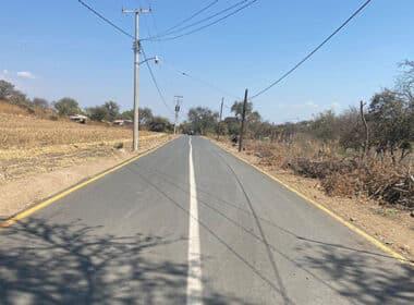 caminos rurales Pénjamo 1