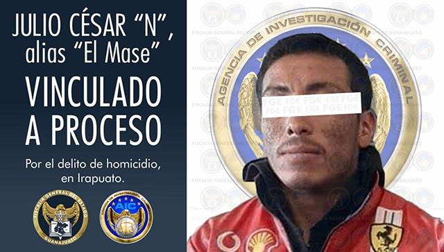 El Mase homicidio Irapuato
