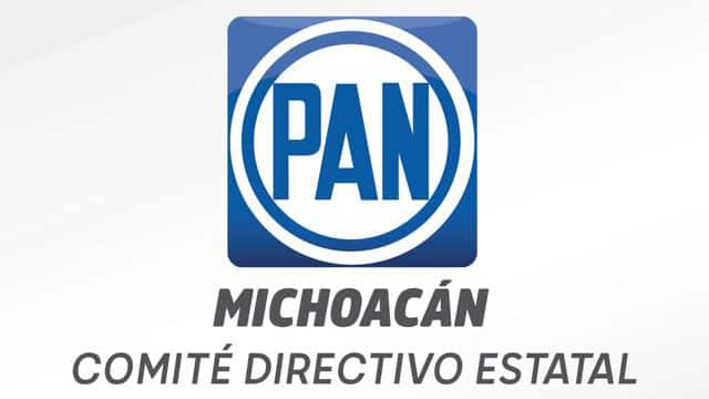 PAN Michoacán logo