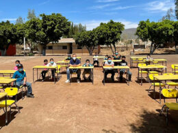 mobiliario ecuandureo escuelas