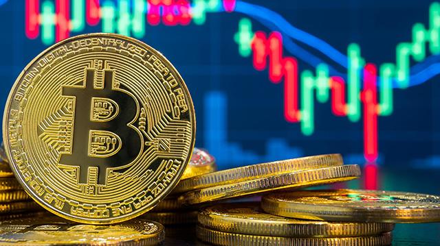 moneda bitcoin papel