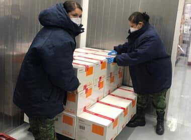 vacunación Ixtlán Ecuandureo