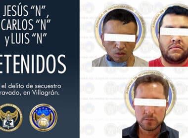Cartel Santa Rosa de Lima El Triste secuestrador