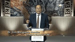 INE Ciro Murayama