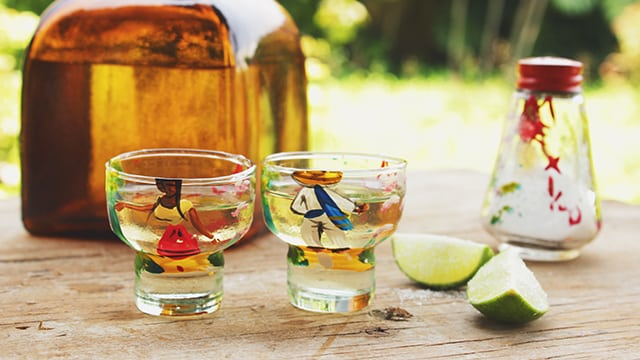 tequila isotopía