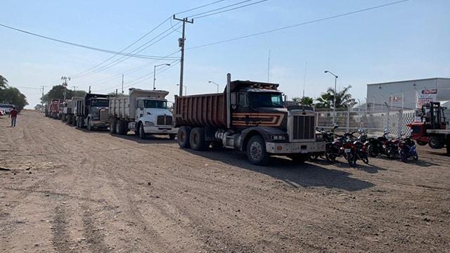 camioneros SuKarne 2