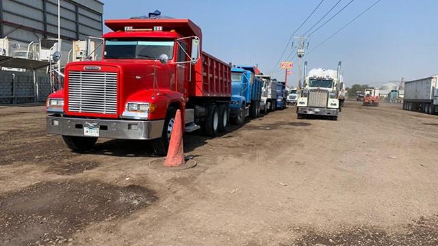 camioneros SuKarne 1