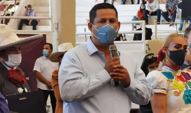 sequía Diego Sinhue