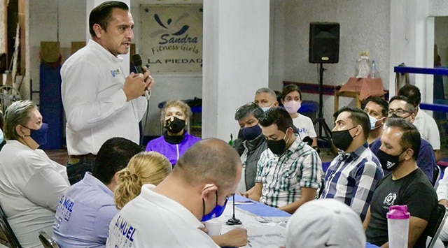 Deporte Hugo Anaya