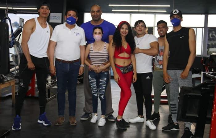 Deporte Samuel Hidalgo 1