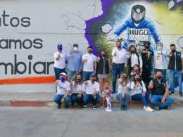 Hugo Anaya mural