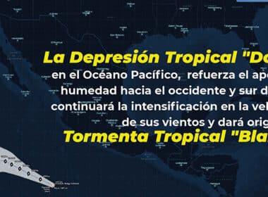 Blanca Tormenta Tropical