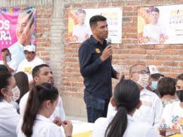 Refugio Churintzio Juan Luis Contreras