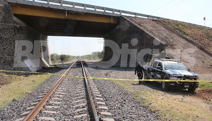 FGR vías tren