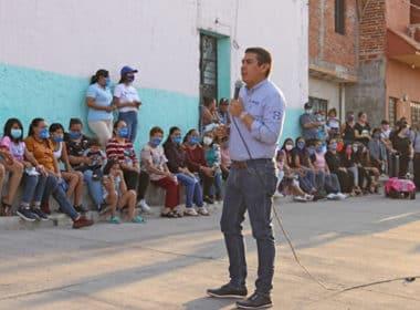 Saber Votar Samuel Hidalgo