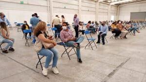 docentes vacunación Michoacán