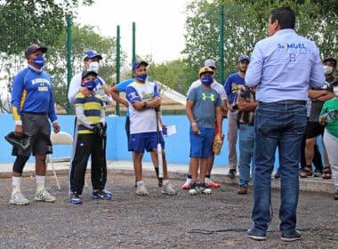 espacios deportivos Samuel Hidalgo