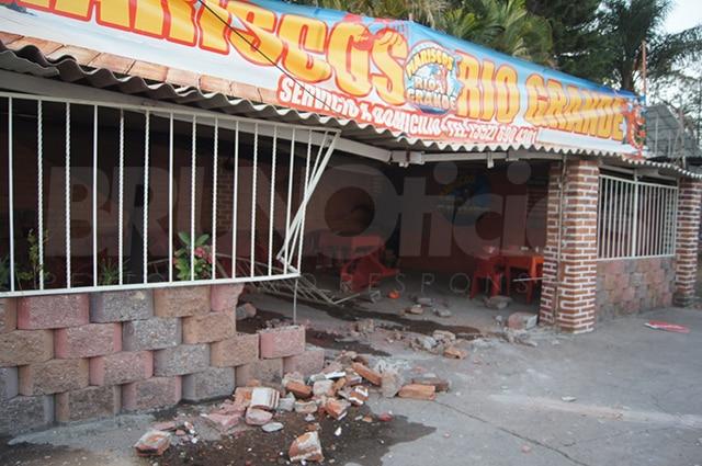restaurante choque La Piedad