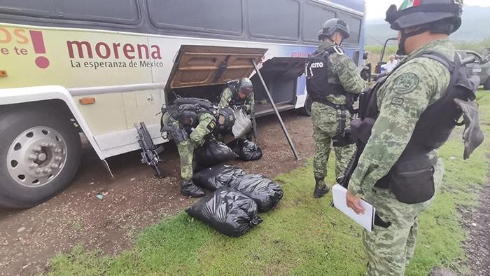 Cristal Apatzingán Ejército GN 1