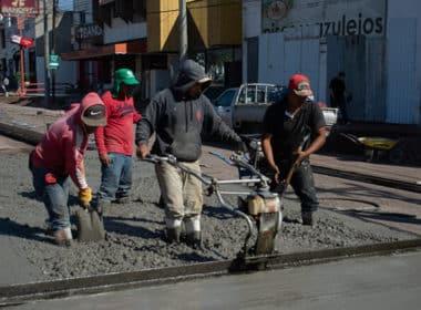 obras Boulevard Avances La Piedad