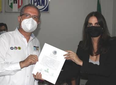 Diputado Federal Enrique Godínez