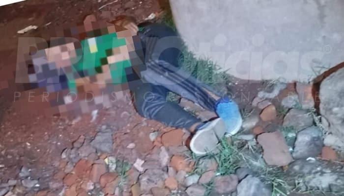 Jacona homicidio