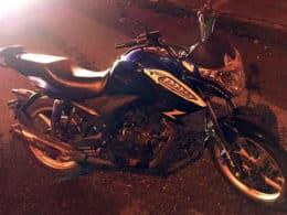 Moto El Cuitzillo