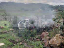 Penjamillo secuestro alcalde electo camioneta quemada copia