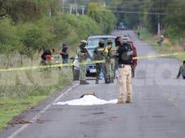 Zapote de Cestau homicidio arrastrado