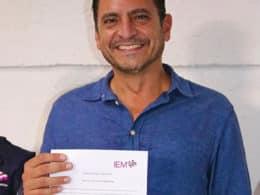 diputado electo Hugo Anaya