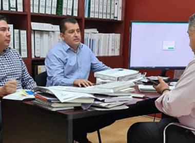 electrificación Gildardo Magaña gestión