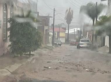 lluvia protección civil La Piedad