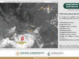 tormenta tropical enrique