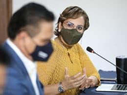 vacunada fallecido Michoacán