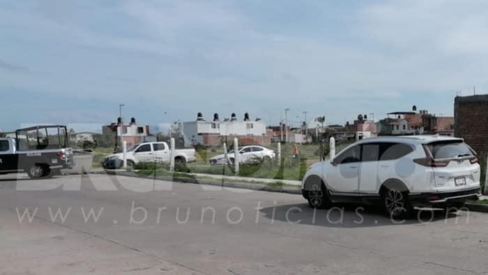 Cadáver Vasco de Quiroga vehículo La Piedad 1