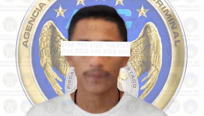 José Adrián detenido Pénjamo