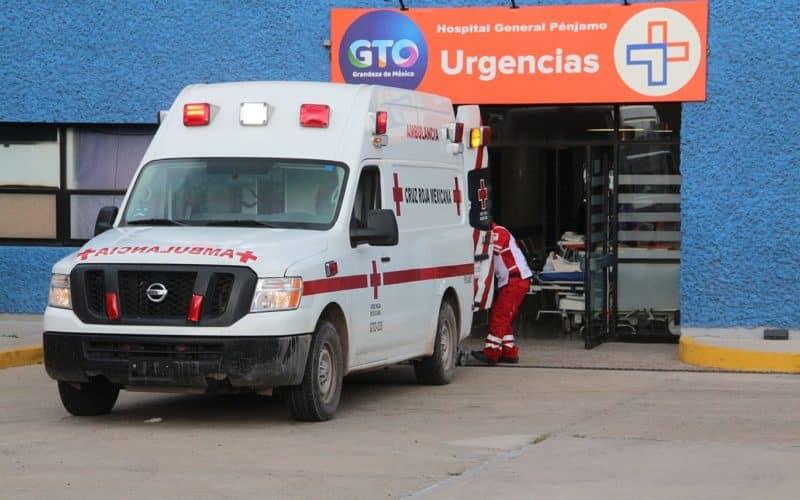 Presa La Golondrina Rescate Peregrinaje hospitalario