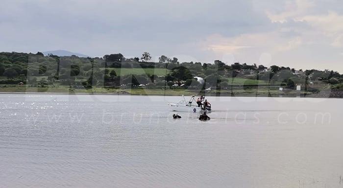 Presa de Ticuítaco ahogado El Tigre Zináparo