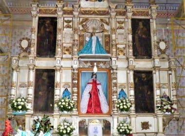 retablo restauración