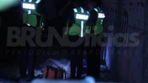 Santa Ana Pacueco indigente sin vida