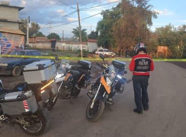 Taxista Uruapan homicidio