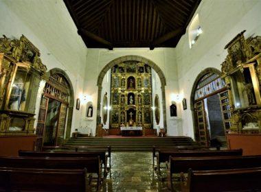 Tlaxcala convento Patrimonio de la Humanidad