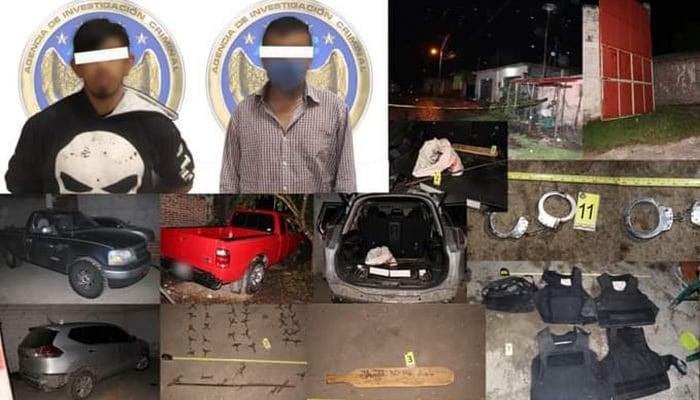 Valle de Santiago secuestradores