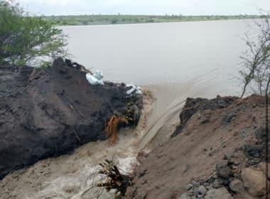 río lerma presa rancho seco falla