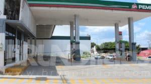 gasolinera FGR asegurada La Piedad