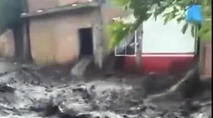 lluvias Tacuro Chilchota inundaciones