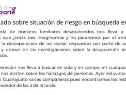 personas desaparecidas Guanajuato
