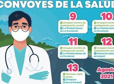 Convoy de la Salud LPD Num Zin