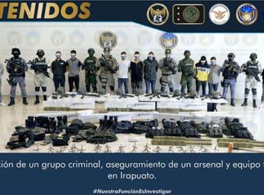 crimen organizado Irapuato