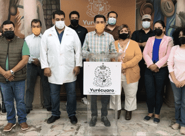 Fiestas Patrias 2021 Yurécuaro canceladas